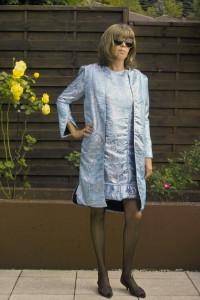 Hannerl Schilling, moda germană în viziunea unei românce