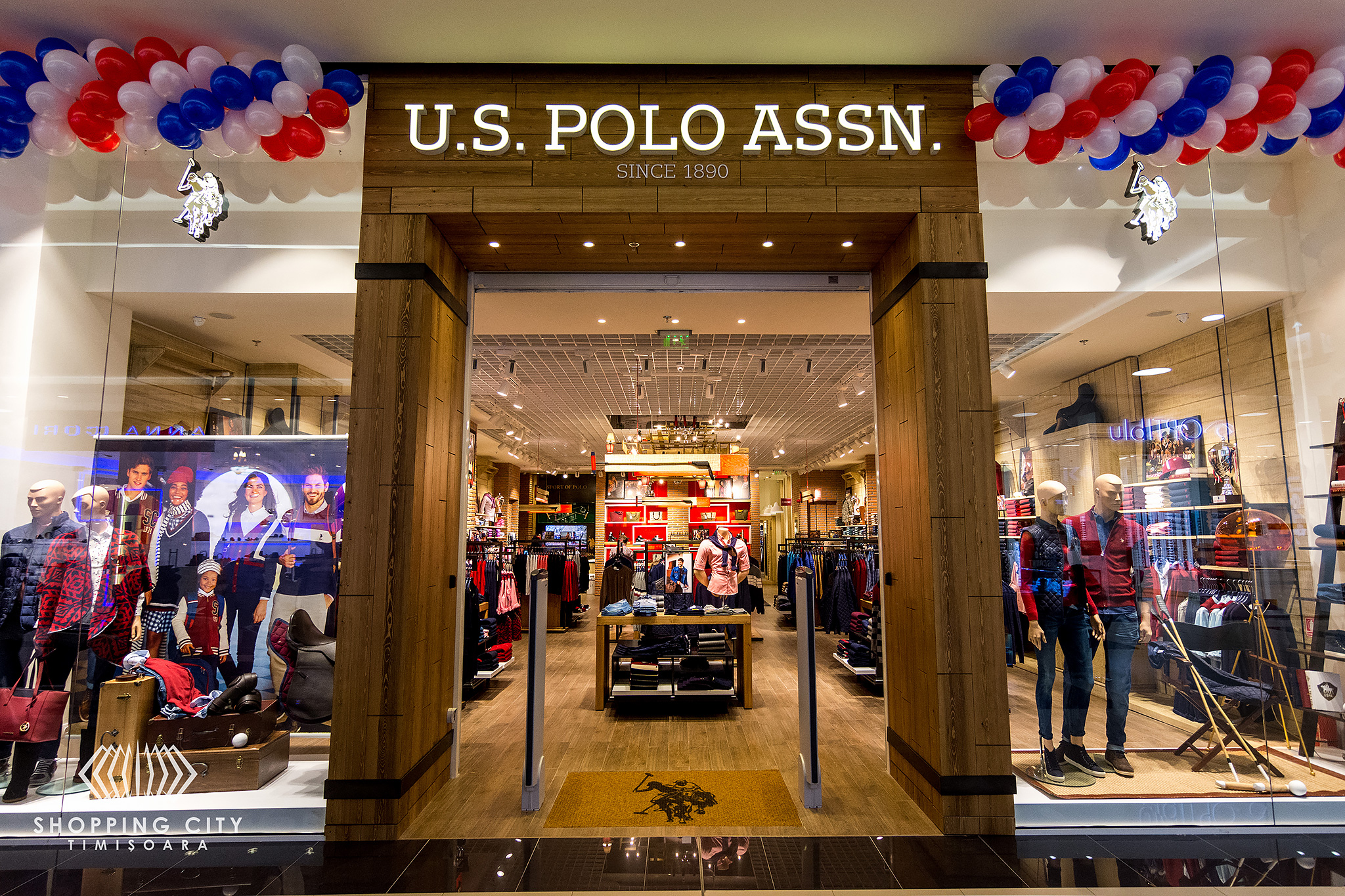 Super REDUCERI la US Polo Shopping City!