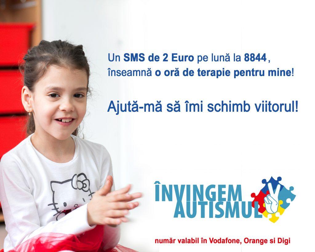 Împreună învingem autismul!
