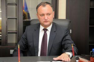 Igor Dodon, noul președinte al Moldovei renunță la Europa