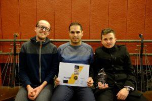 JazzyBit – Grupul anului 2016