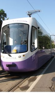 Robu schimbă tramvaiele