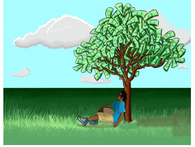 Ce inseamna cand visezi bani – versiunea sincera