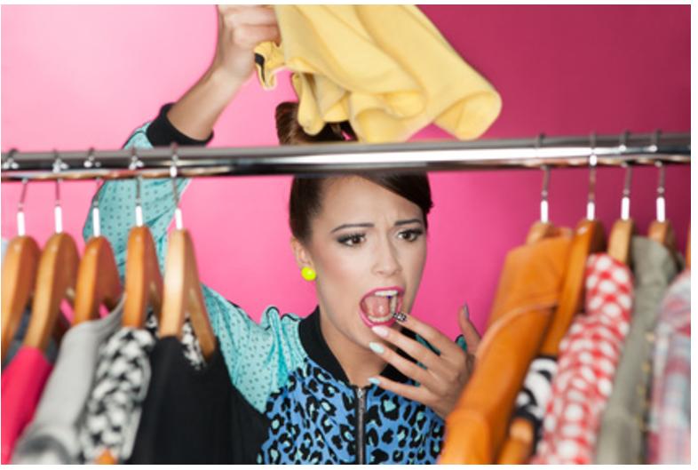 Psihologia cumparatorului: De ce cumparam haine pe care nu le purtam niciodata