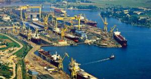 Daewoo vinde Şantierul Naval din Mangalia