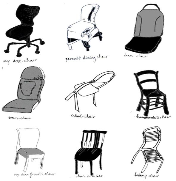 Ce tipuri de scaune sunt necesare pentru o familie de patru persoane
