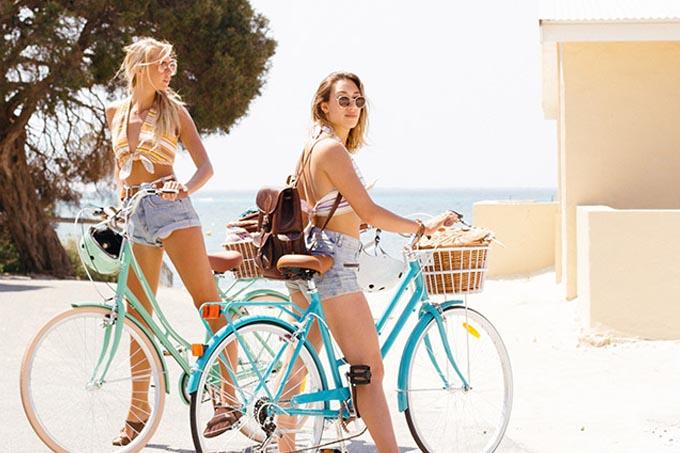 Cum poti avea un drum placut catre munca pe bicicleta de dama