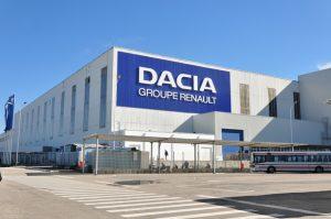 Dacia, cea mai mare creștere a cifrei de afaceri