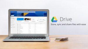 Aplicația Google Drive va fi retrasă definitiv