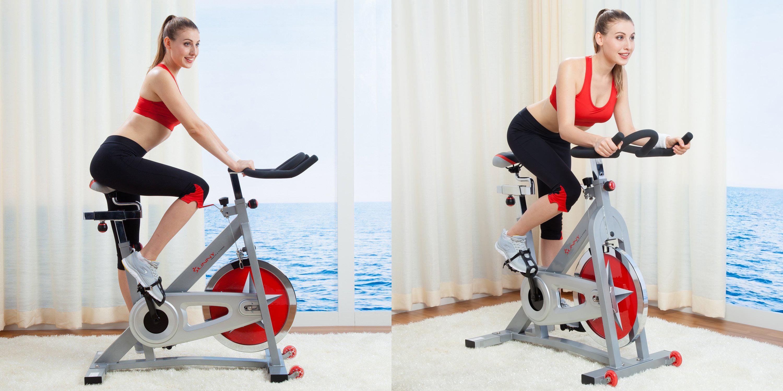 Profita de ofertele la biciclete fitness pentru acasa de la Sport-Mag