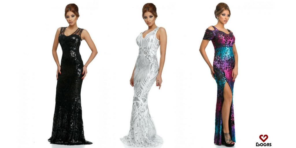 Dress code alert – ce rochii de seara purtam la o petrecere black tie