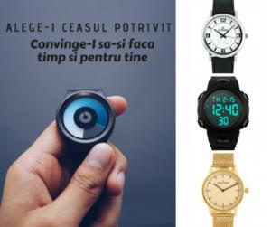 3 elemente de care trebuie sa tii cont atunci cand alegi un ceas