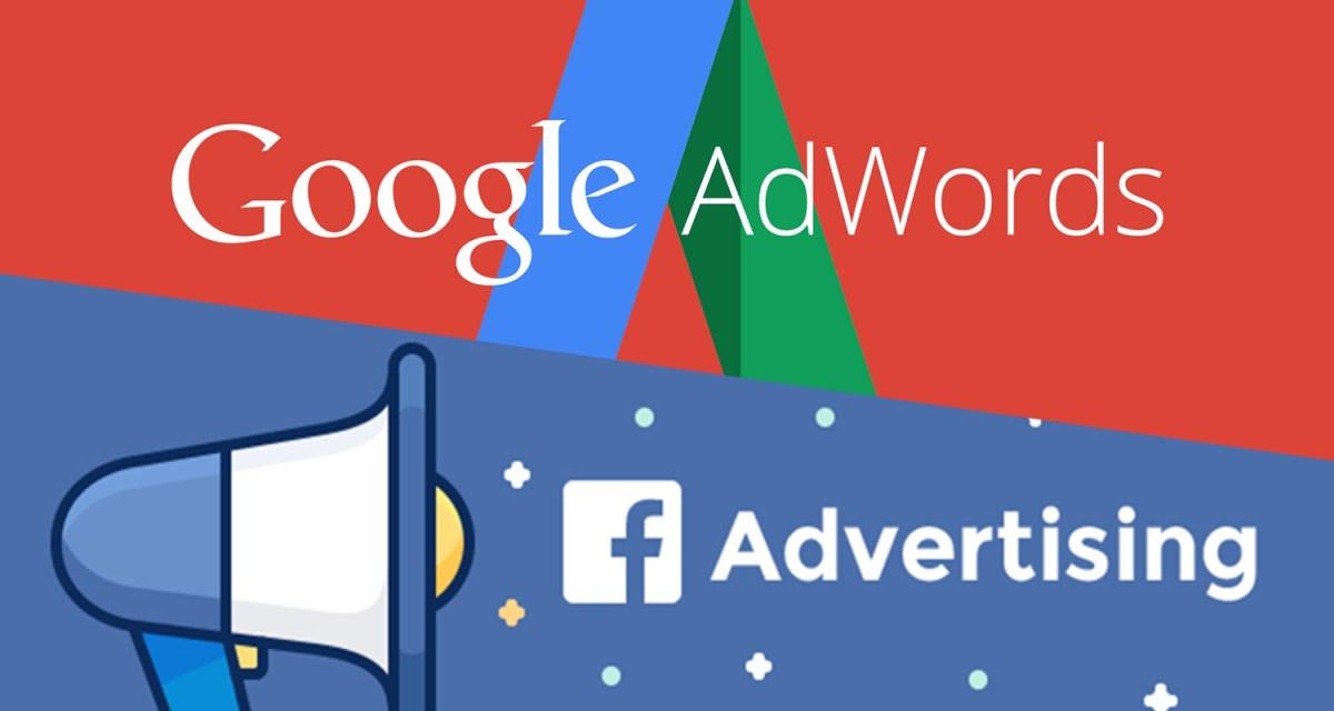 Facebook Ads sau Google Adwords – ce canal de promovare sa utilizezi