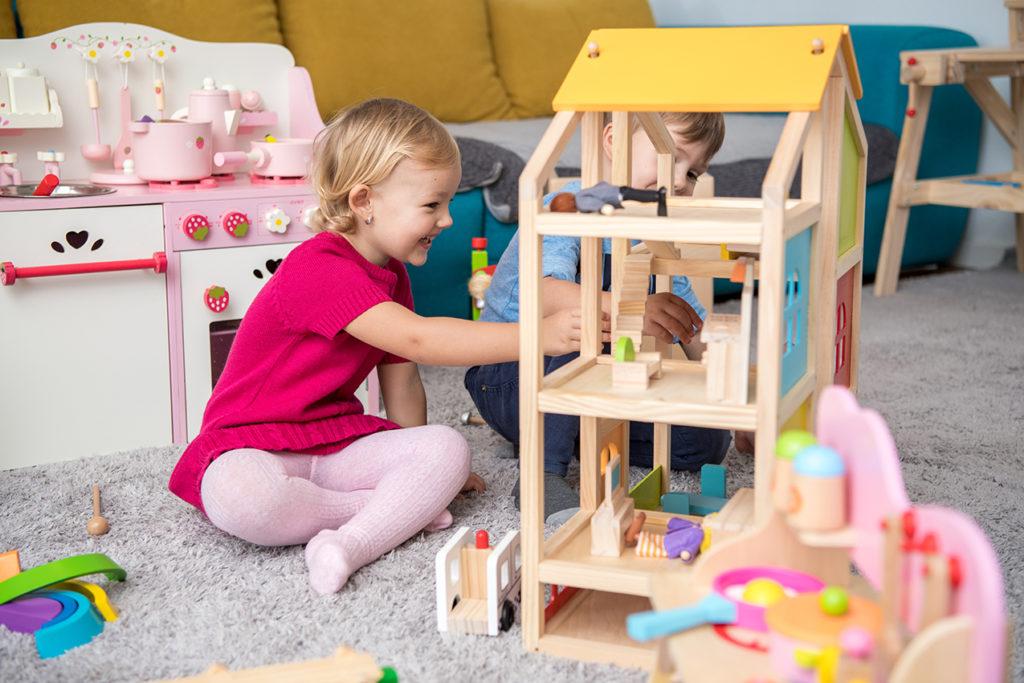 Jucarii educative pentru dezvoltarea imaginatiei copiilor