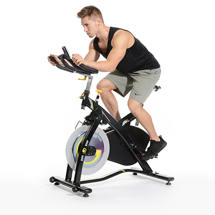Bicicleta magnetica
