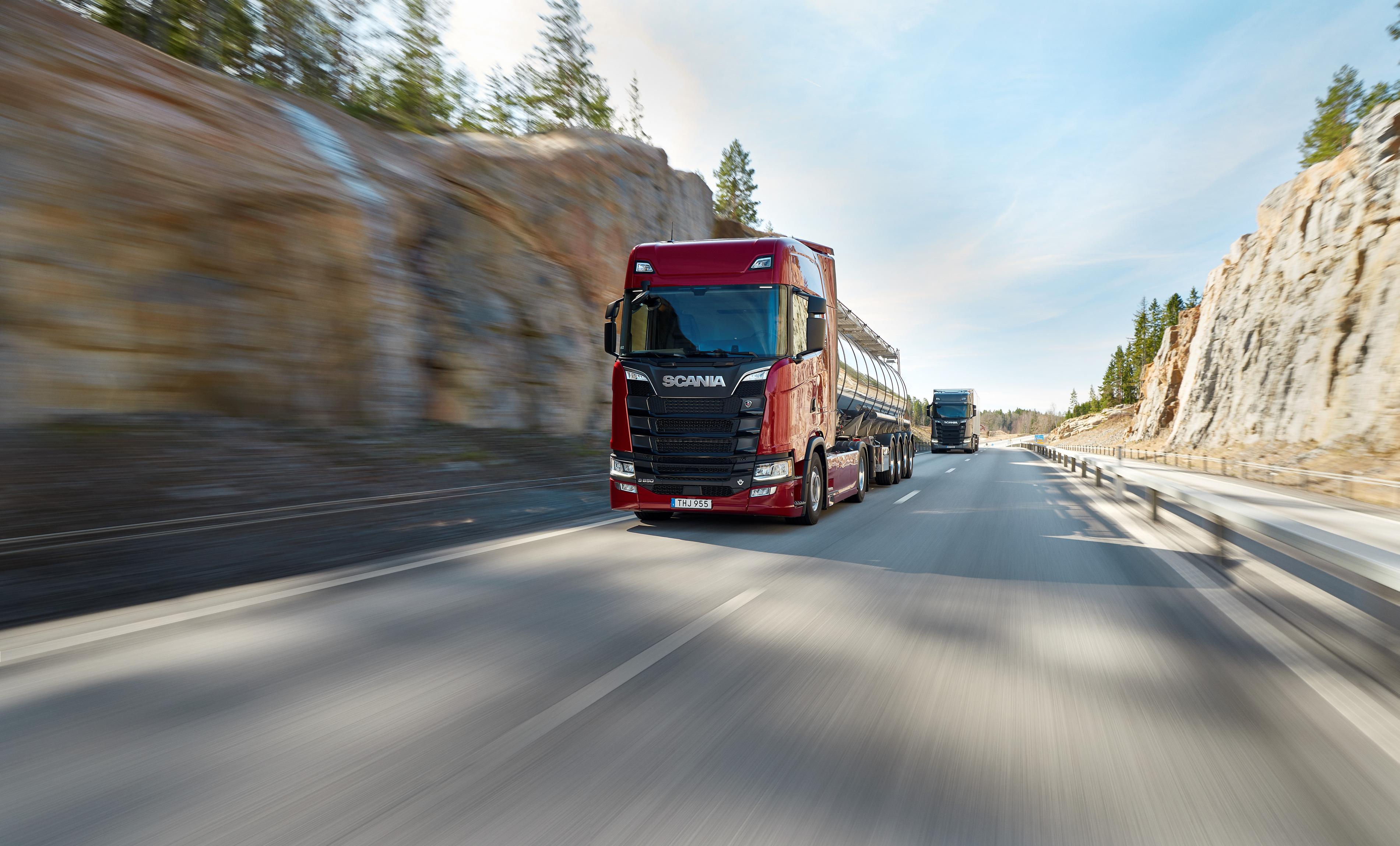 Camioane durabile pentru transporturi reușite