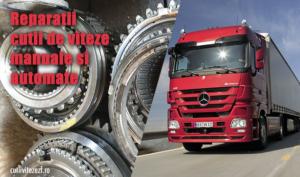 reparatii cutii de viteze camion