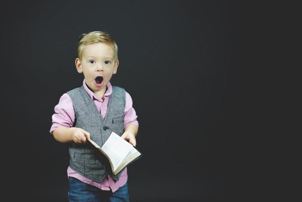 Cărțile pentru copii și efectele lor asupra celor mici