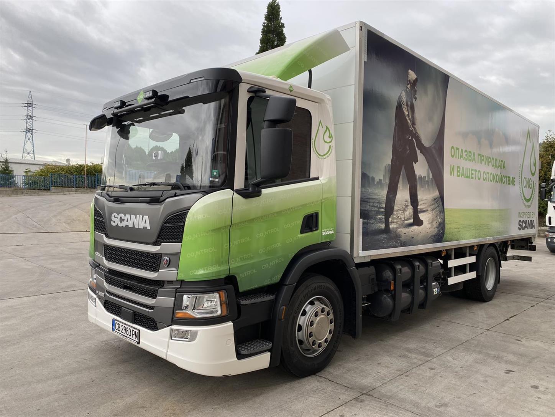 camioane rulate scania